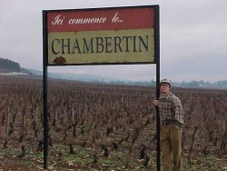 wes in chambertin