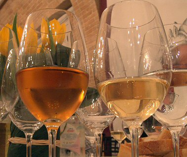 1948 versus 1998. Dry, orange in colour - but exquisite!