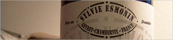 sylvie esmonin 2005 gevrey
