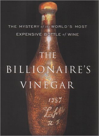 1787 - the billionaire's vinegar