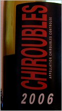 christophe pacalet 2006 chiroubles