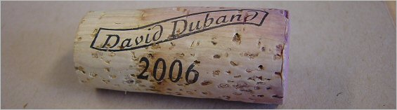 david duband 2005 morey 1er clos sorb