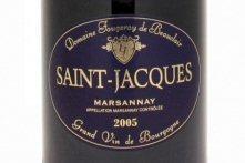 blue label fougeray de beauclair marsannay saint jacques