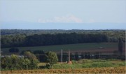 on a clear day, you can see mont blanc&#8230;