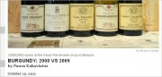 panos does burgundy 2008 vs 2009…