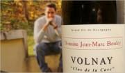 jean-marc bouley 2010 volnay clos de la cave