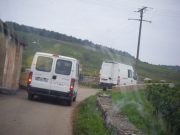 Day 6 - Arlaud convoy en route thro Vosne to Petit Monts