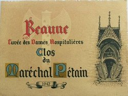 marechal petain's wine