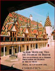 christies hospices de beaune