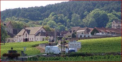 the village of volnay