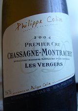 chassagne from philippe colin
