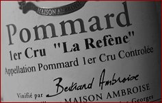 ambroise pommard refene