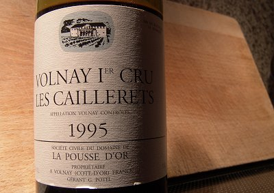 pousse d'or volnay