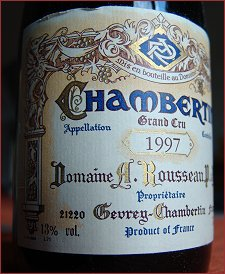 1997 grand crus – a selection