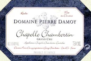 damoy chapelle-chambertin 1997