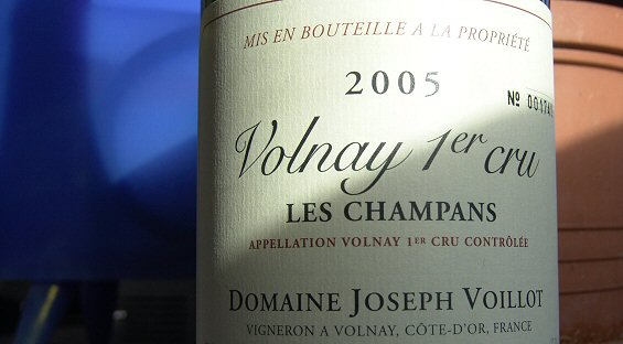 joseph voillot volnay champans
