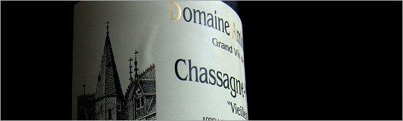 guy amiot et fils chassagne-montrachet vielles vignes red