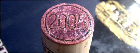 drouhin-laroze 2005 gevrey 1er au closeau