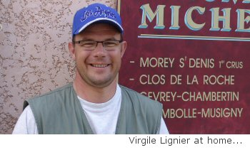 virgile lignier of lignier-michelot