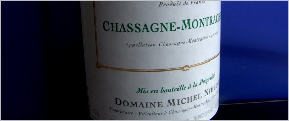 niellon chassagne montrachet 2006