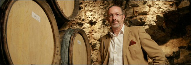 laurent ponsot in cuverie