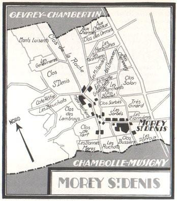 morey map - 1930\'s