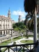 Havana - view to theatre