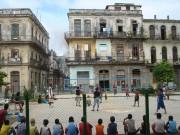 Havana, school volleyball