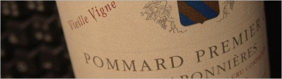 billard gonnet pommard 1er chaponnieres 2005