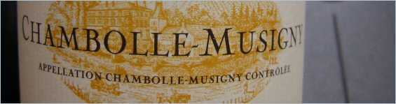 jacques frederic Mugnier chambolle musigny