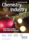 Chemistry & Industry, 22 December 2008