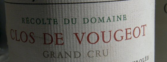 1993 Joseph Drouhin Clos de Vougeot