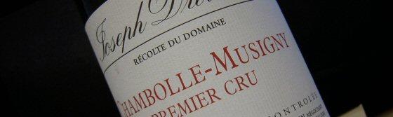 Joseph Drouhin 1999 Chambolle-Musigny 1er Cru