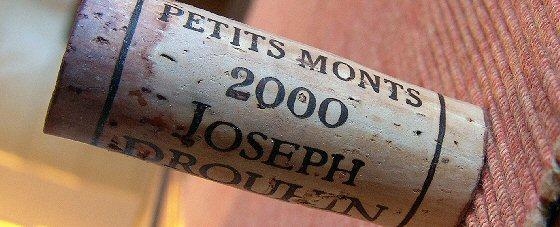 Veronique Drouhin 2000 Vosne-Romanée 1er Petits Monts