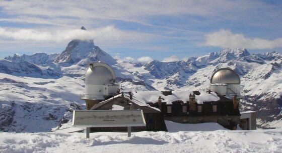 Matterhorn from Gornergrat, 3rd April p.m.