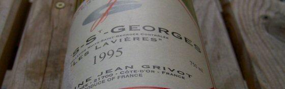Jean Grivot 1995 Nuits St.Georges Les Lavières