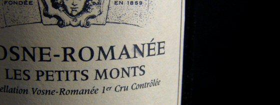 Louis Jadot Vosne-Romanée 1er 2002 Petits Monts