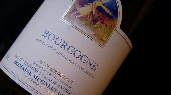 Mugneret-Gibourg Bourgogne