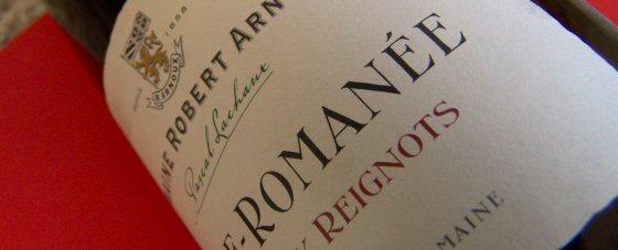 1997 Robert Arnoux, Vosne-Romanée 1er Les Reignots