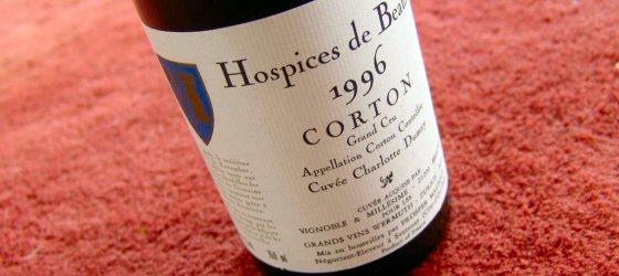 1996 Hospices de Beaune, 'Dumay' Corton