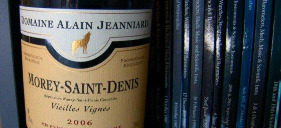 2006 Alain Jeanniard, Morey St.Denis Vieilles Vignes