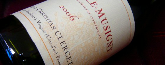 2006 Christian Clerget, Chambolle-Musigny
