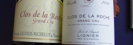 2x 2006 Clos de la Roche