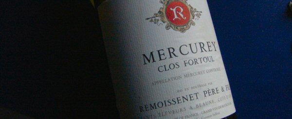 2005 Remoissenet, Mercurey Clos Fortoul