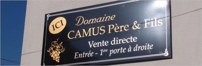 Domaine Camus Pere et Fils Bourgogne Aligote