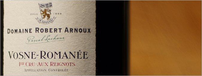 arnoux-1997-vosne-reignots
