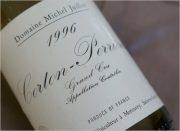 michel juillot 1996 corton-perrières