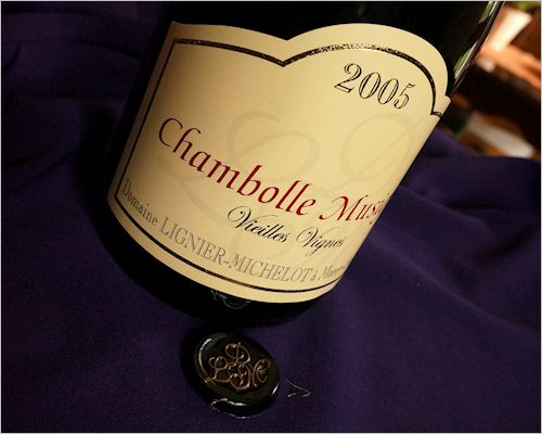 lignier-michelot-2005-chambolle-musigny