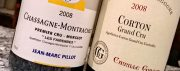 weekend wines and misty burgundy