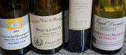 a few weekend wines…